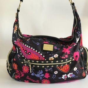 Betsey Johnson Betseyville Large Bag